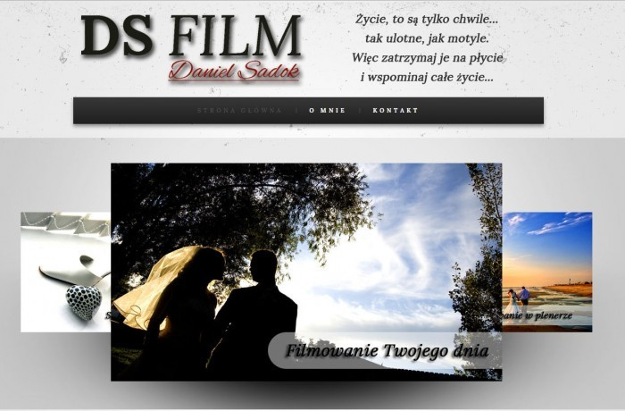 DS FILM Daniel Sadok
