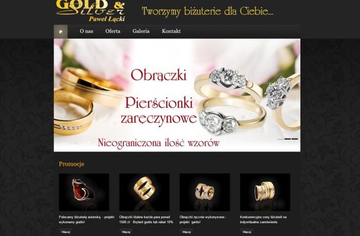 GOLD&SILVER Paweł Łącki