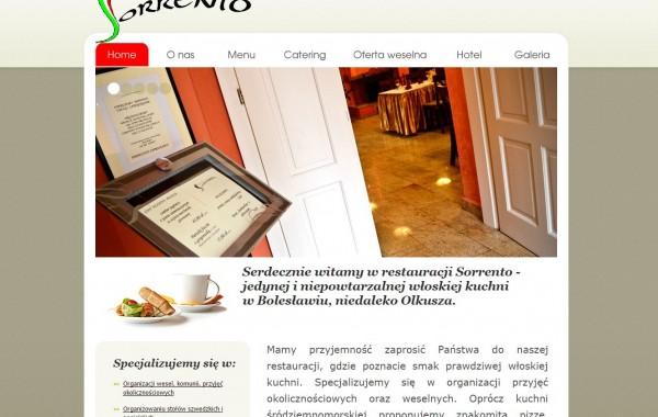 Restauracja Sorrento